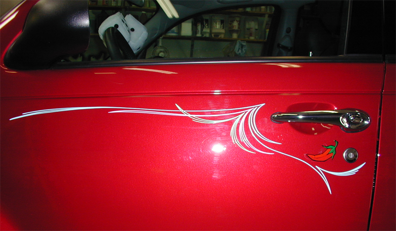 Truck Pinstriping Archives - Linson Signs