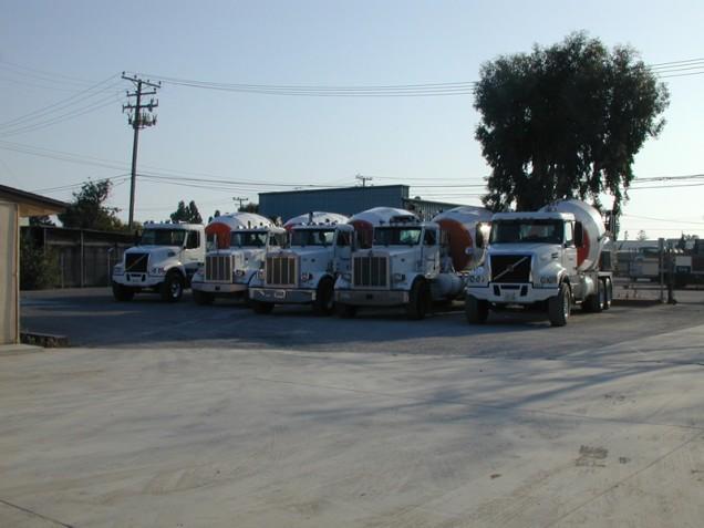 Large Fleet Vehicle Lettering for Hanson