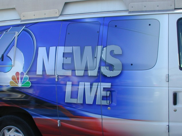 Van Wrap for KSBY