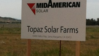 On Premise Signs for Mid American Solar