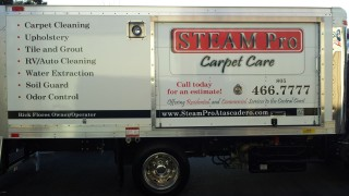 Truck Lettering for Steam Pro
