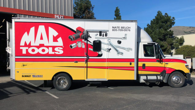 Mac Tools Partial Wrap