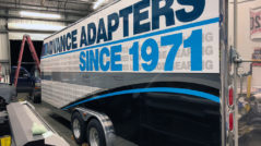 Advanced Adapters Trailer Wrap