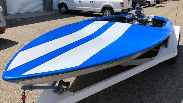 Speed Boat Wraps