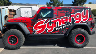 Synergy Jeep Wraps