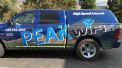 Peak Wifi Partial Wrap