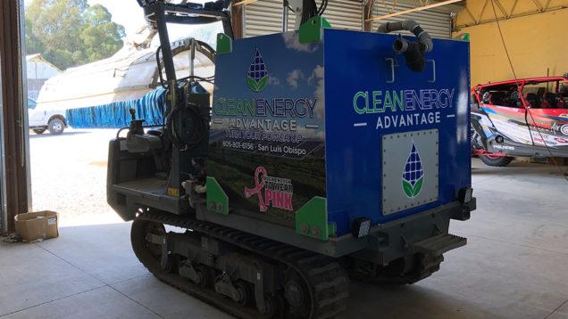 CEA Tractor Wrap