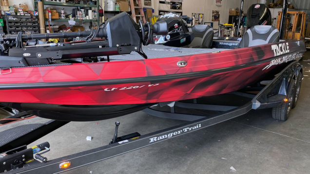 Tackle Warehouse Boat Wraps
